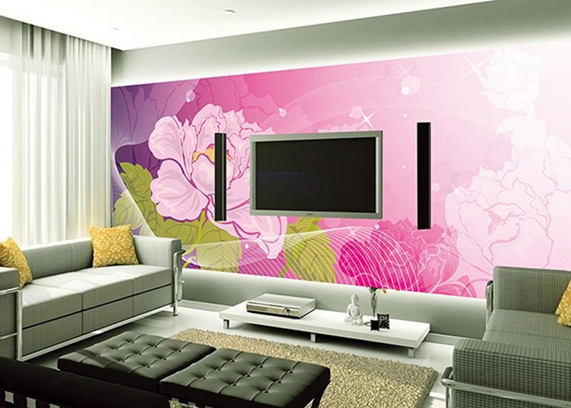 Tranh dán tường phòng khách đẹp - Mã: SH0057-copy