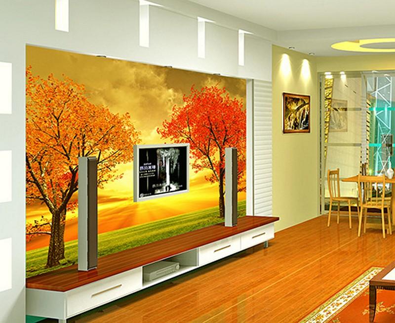 Tranh dán tường phòng khách đẹp - Mã: SH0064-copy