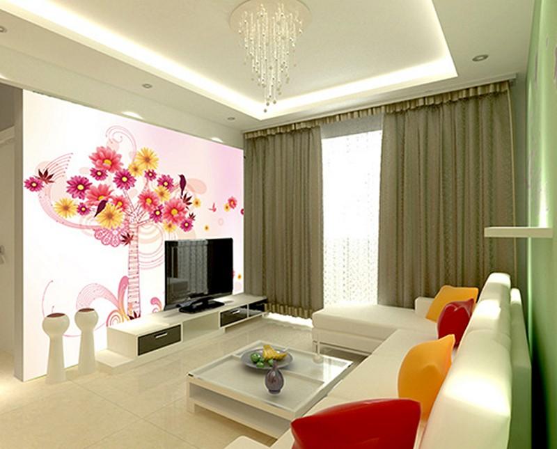 Tranh dán tường phòng khách đẹp - Mã: SH0070-copy