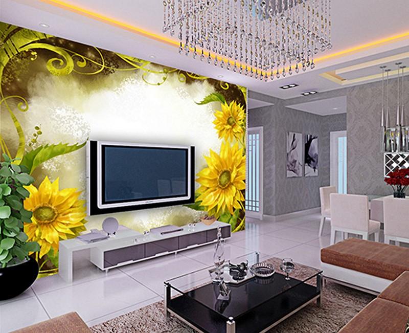 Tranh dán tường phòng khách đẹp - Mã: HH0054-copy