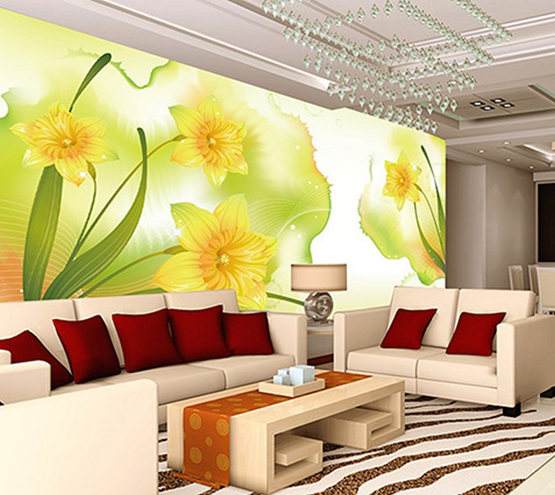 Tranh dán tường phòng khách đẹp - Mã: SH0040-copy