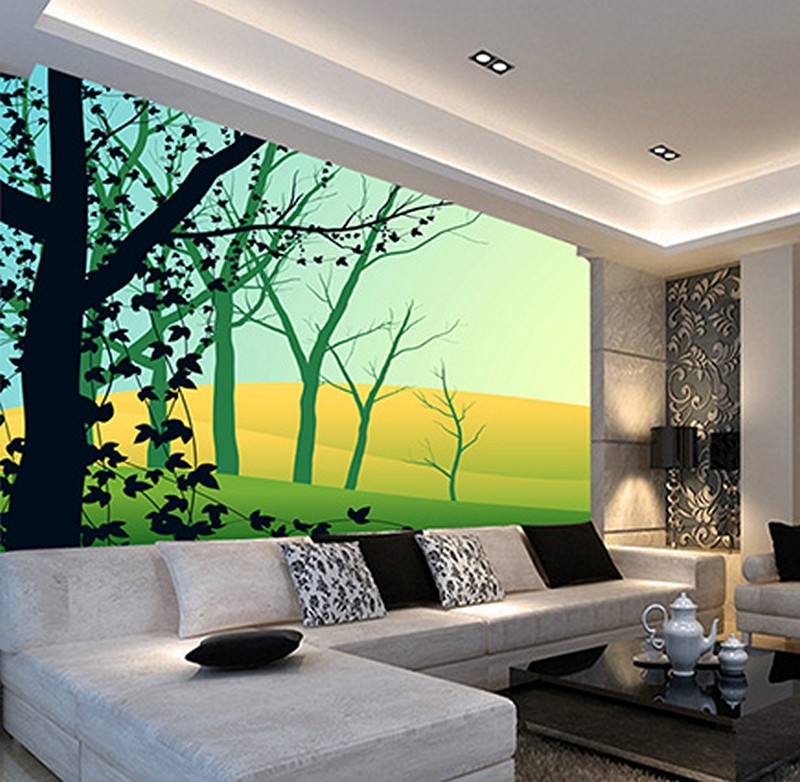 Tranh dán tường phòng khách đẹp - Mã: SH0049-copy