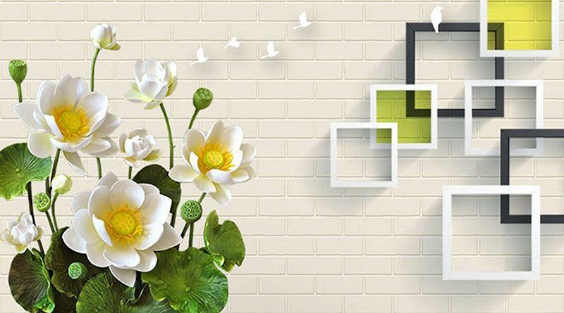 Tìm đại lý phân phối, bán tranh dán tường 3D ở Hà Nội