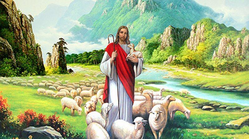 Nhận in tranh dán tường 3D hình tôn giáo khổ lớn theo yêu cầu