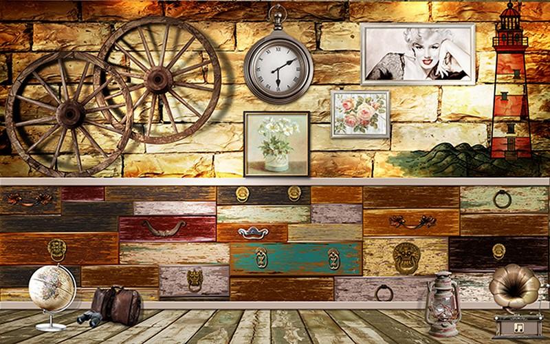 Tranh dán tường 3D phòng khách đẹp hiện đại - Mã: OS-071-copy-1