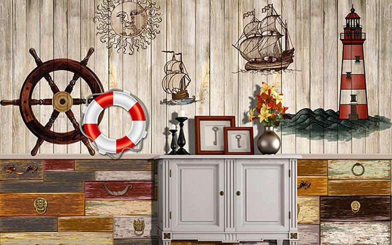 Tranh dán tường 3D phòng khách đẹp hiện đại - Mã: OS-078-copy-1