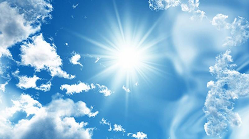 15 mẫu tranh dán trần đẹp - Tranh bầu trời 3d