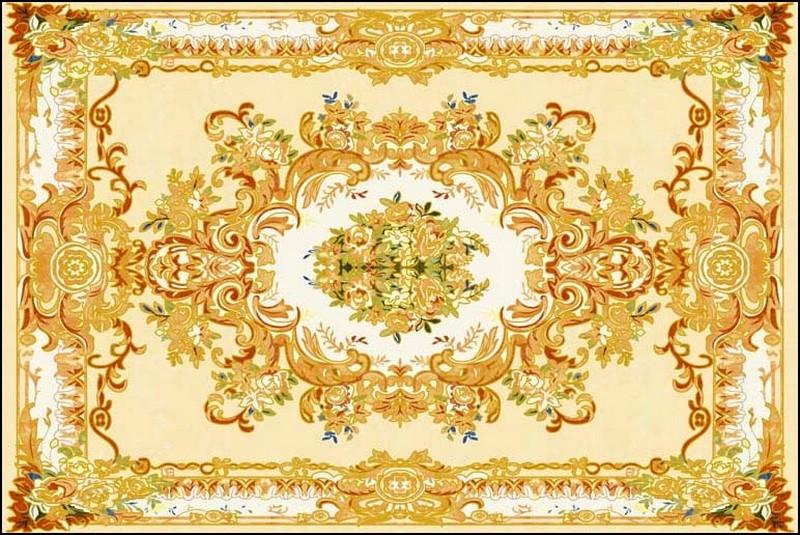 Mẫu tranh dán sàn nhà đẹp, sang trọng