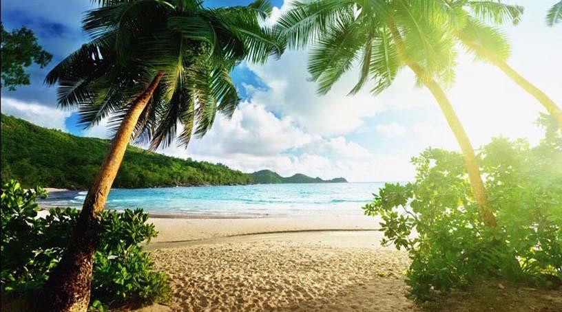 Biển xanh, cát trắng, nắng vàng - như chốn bồng lai tiên cảnh: mẫu in TH_09894