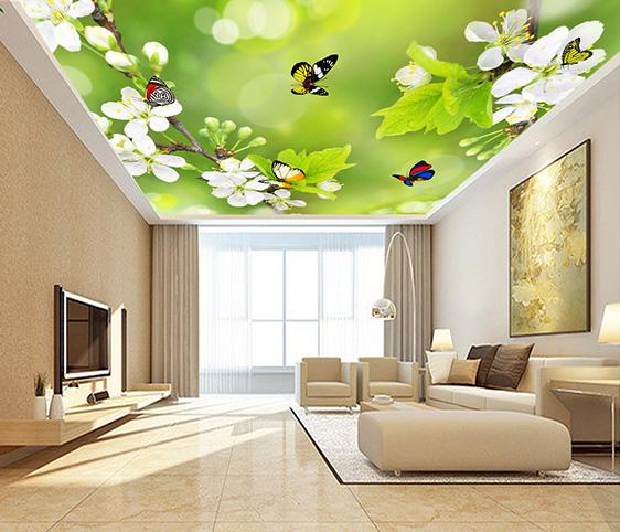 th_o_00339-pc-copy - Tranh dán trần nhà nên theo chủ đề hoa cỏ, trời mây