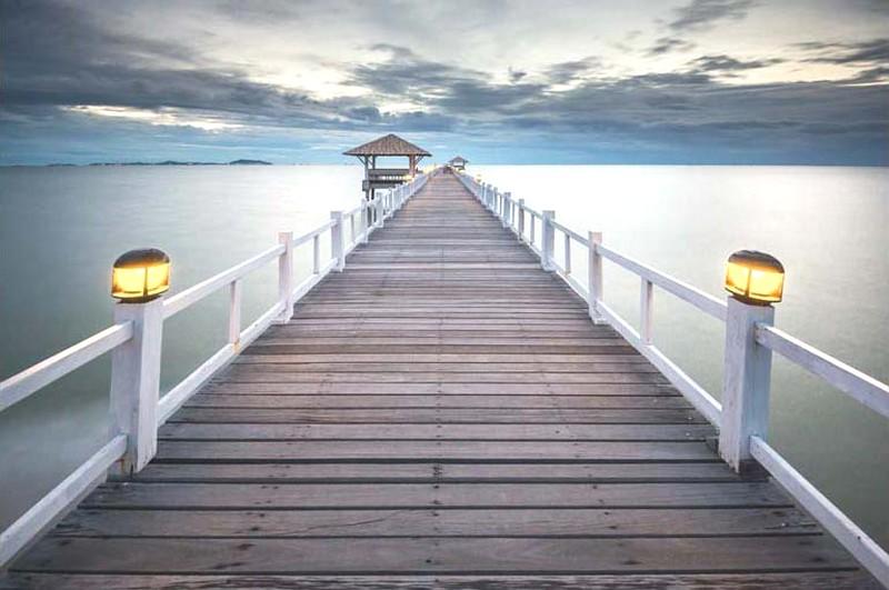Tranh phong cảnh biển 3D tuyệt đẹp cho phòng khách: mẫu in TH_10217