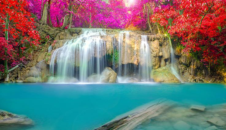 THS_0852 - Tranh 3d phong cảnh thiên nhiên đẹp nhất 2019