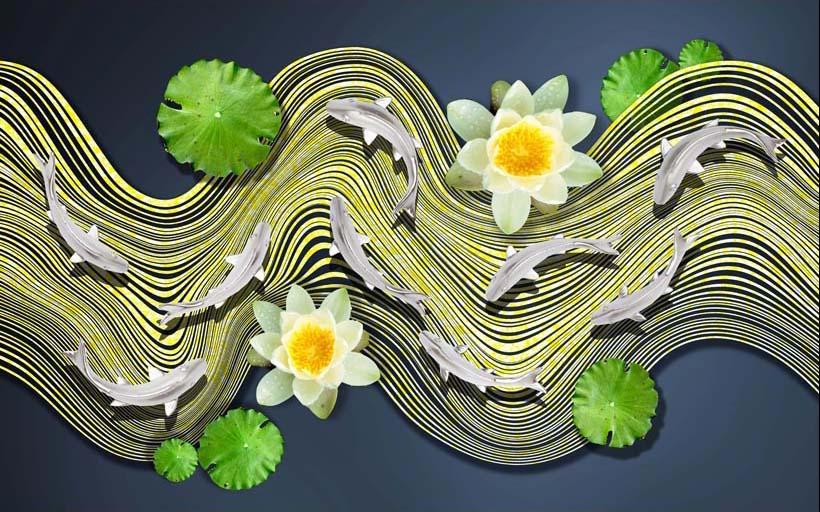 TH_11312 - 8727 mẫu tranh 3d hiện đại – xưởng in tranh 3d Thiên Hà