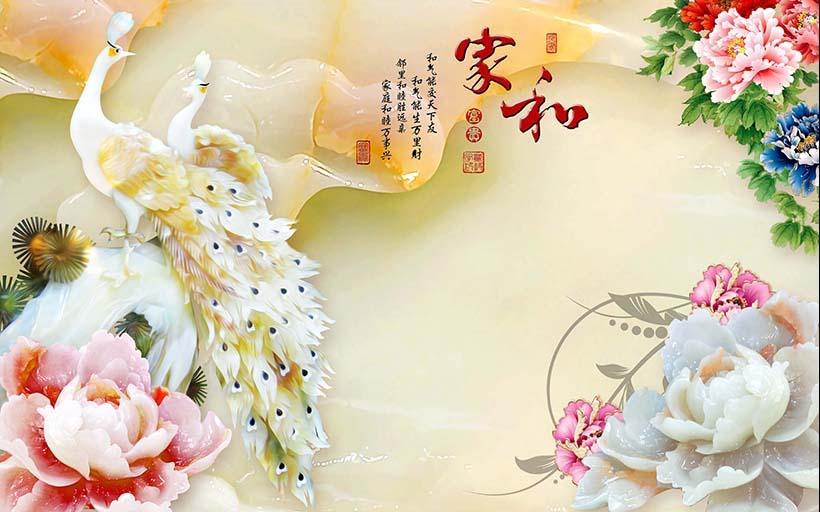 TH_11663  - Những mẫu tranh 3d, tranh phong cảnh, tranh phong thủy hợp với người mệnh Kim