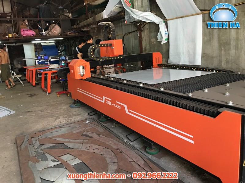 Xưởng cắt chữ inox tại Hà Nội – giá rẻ, gia công nhanh, uy tín nhất