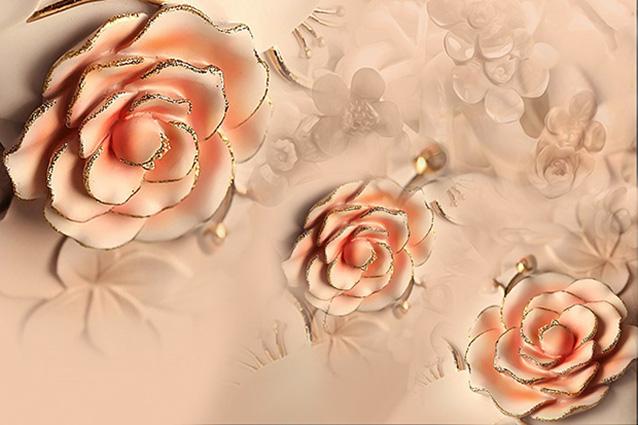 20 mẫu tranh dán tường 5D đẹp nhất: mã in TH-58P-00393-copy