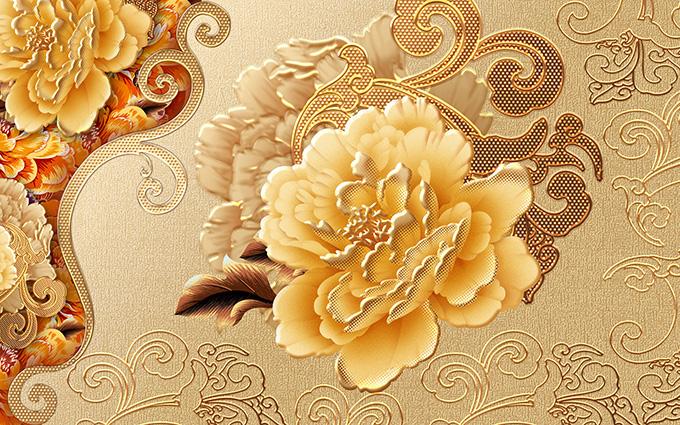 20 mẫu tranh dán tường 5D đẹp nhất: mã in TH-58P-00967-copy