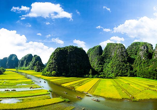 THS_1145- 10 mẫu tranh phong cảnh mùa thu đẹp nhất thế giới