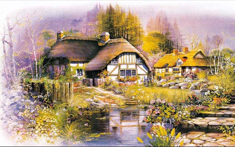 TH_03446 - Mẫu tranh phong cảnh mùa thu đẹp nhất thế giới