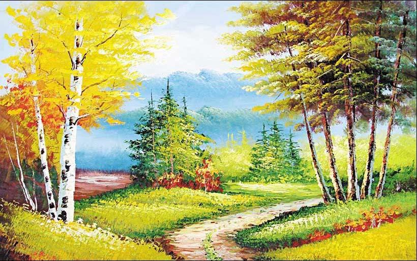 TH_02891- 10 mẫu tranh phong cảnh mùa thu đẹp nhất thế giới