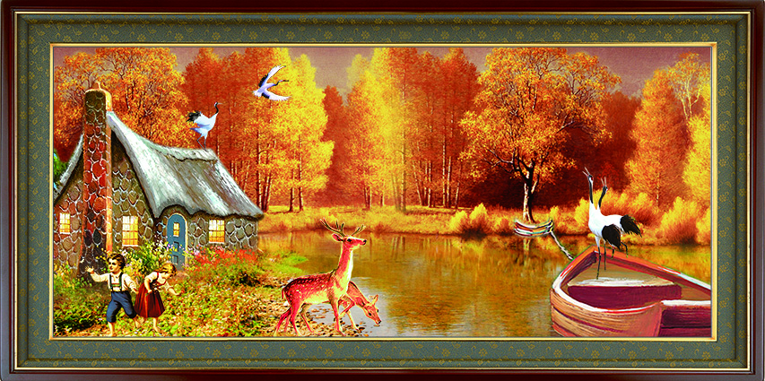 zth0208-copy  - Mẫu tranh phong cảnh mùa thu đẹp nhất thế giới
