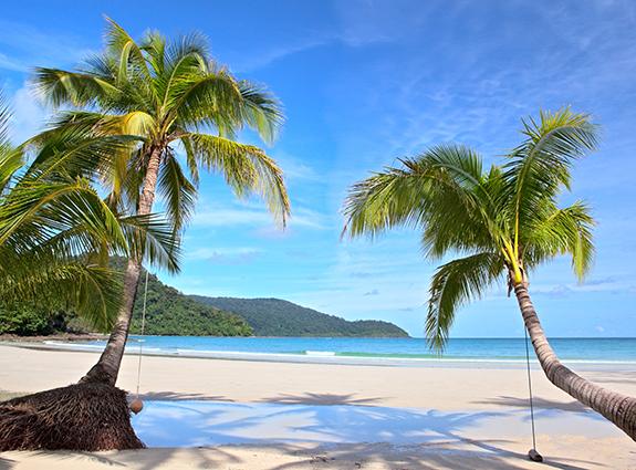 Tranh phong cảnh biển tuyệt đẹp: mã in THS_0208