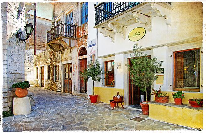 Tranh dán tường 3d quán cafe rẻ đẹp: mã in THS_0302