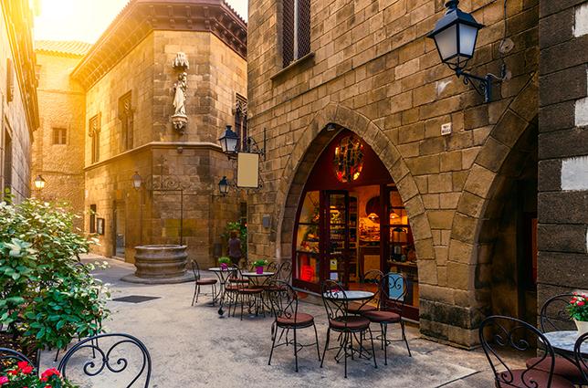 Tranh dán tường 3d quán cafe rẻ đẹp: mã in THS_1012