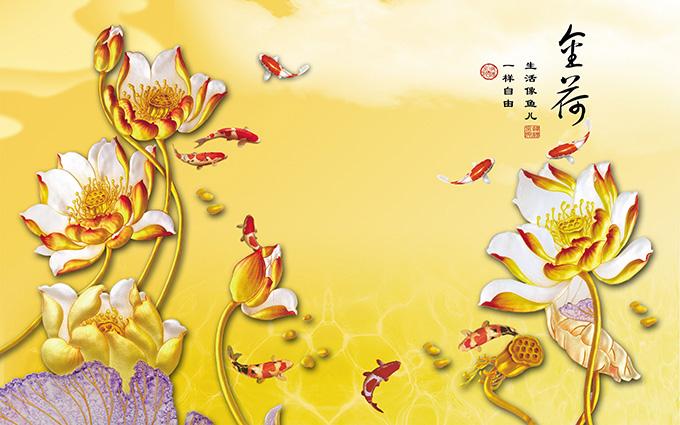 Xưởng in tranh 3d khổ lớn theo yêu cầu Thiên Hà giới thiệu mẫu tranh 3d dán tường siêu phong thủy giúp gia chủ hút tài lộc vào nhà:TH-58P-01668-copy