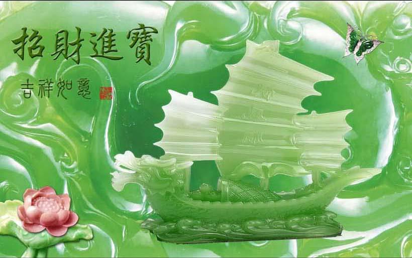 Mẫu tranh 3D phòng khách đẹp xuất thần chỉ có tại ở xưởng in tranh Thiên Hà - Mẫu TH_03065