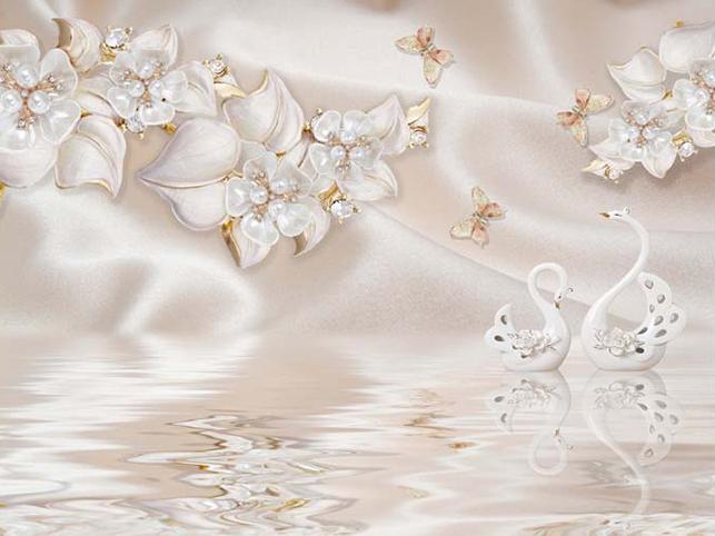 Top những mẫu tranh 3d phòng cưới đẹp nhất 2020 - Mẫu tranhTH_25782