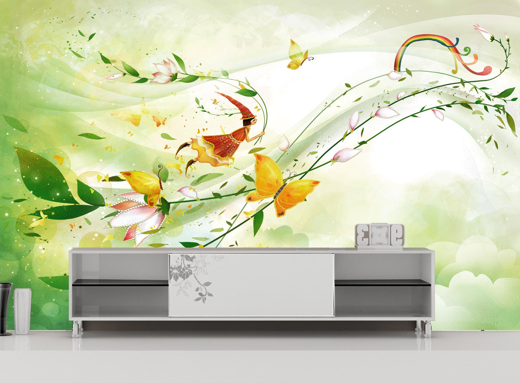Mẫu tranh 3D phòng khách đẹp xuất thần chỉ có tại ở xưởng in tranh Thiên Hà - Mẫu aro-181-380x240